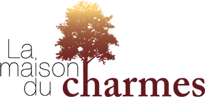 La maison du Charmes Logo